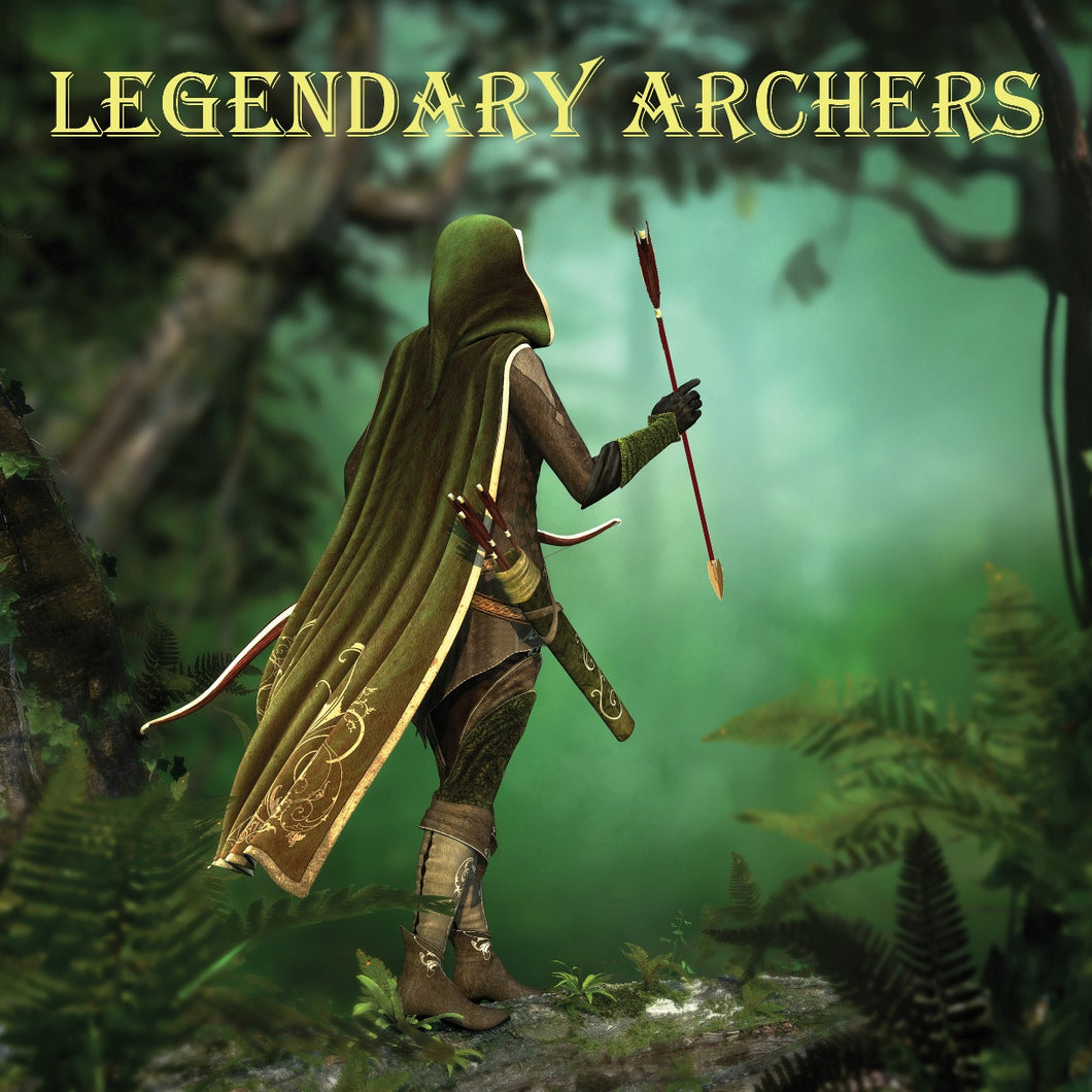 AUGUST 2017: Legendary Archers