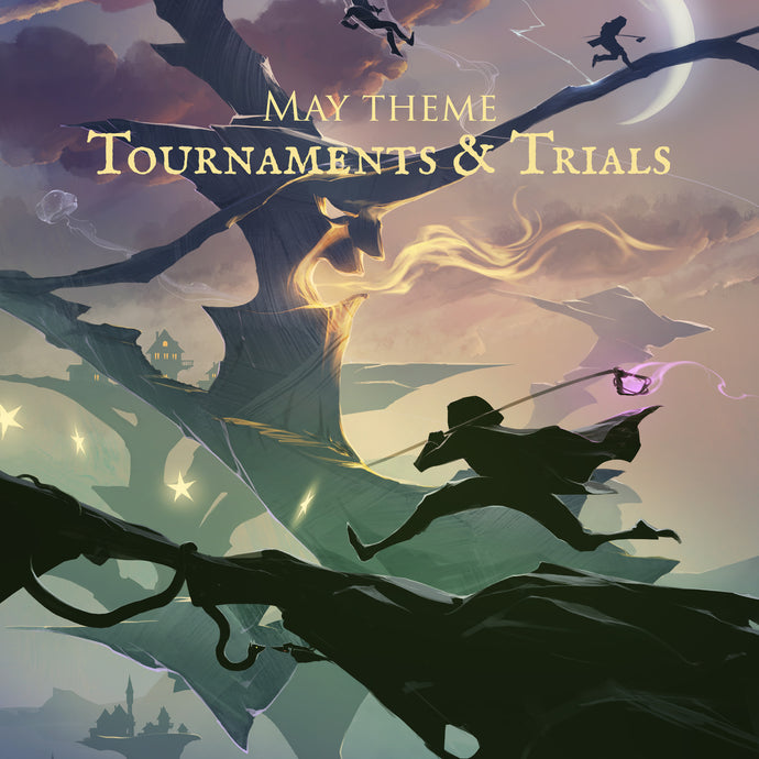 MAY 2018: Tournaments & Trials