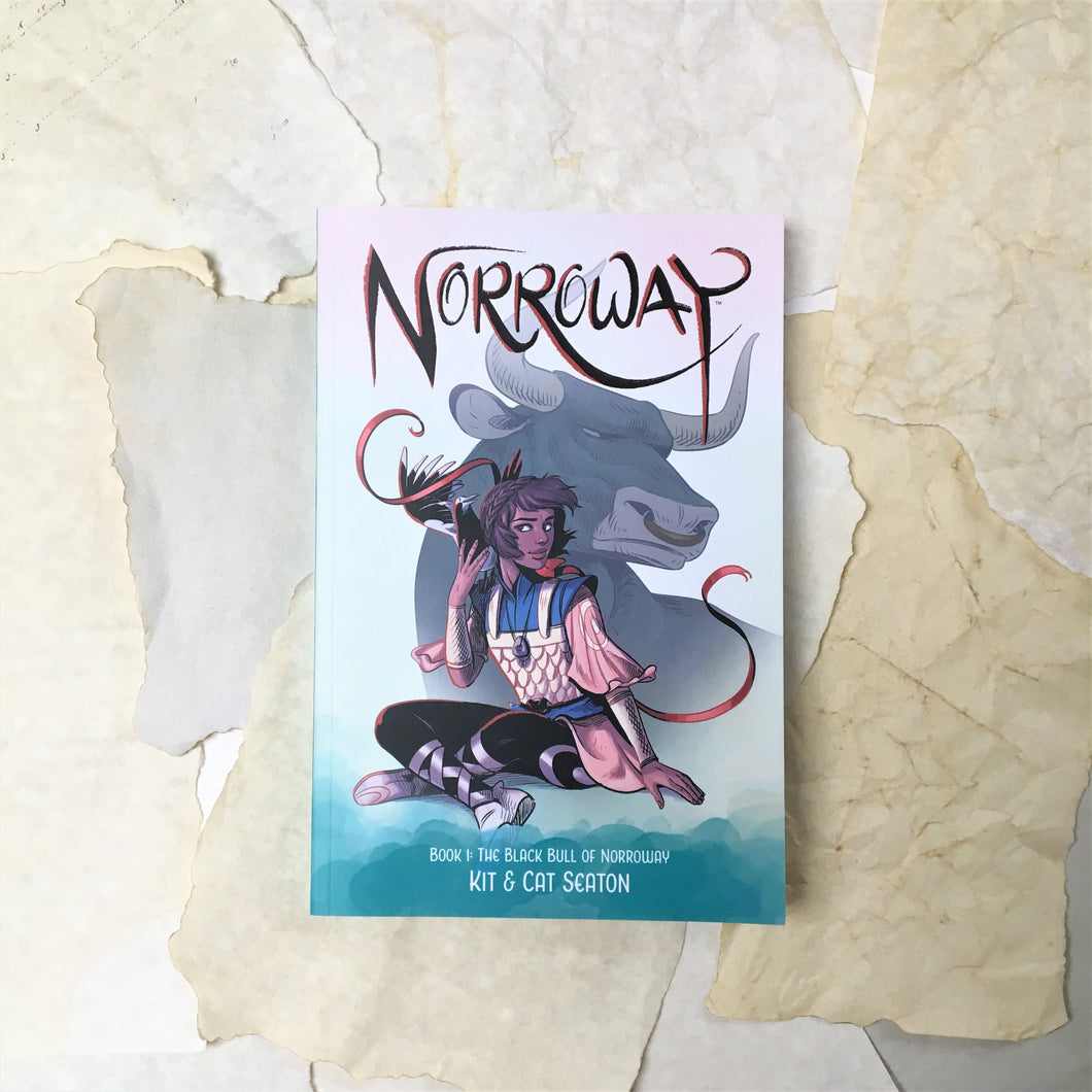 Norroway Book 1: The Black Bull of Norroway