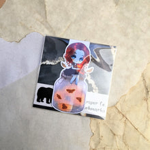 Sarai magnetic bookmark