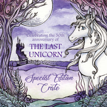 Special Edition: The Last Unicorn 50th Anniversary Crate