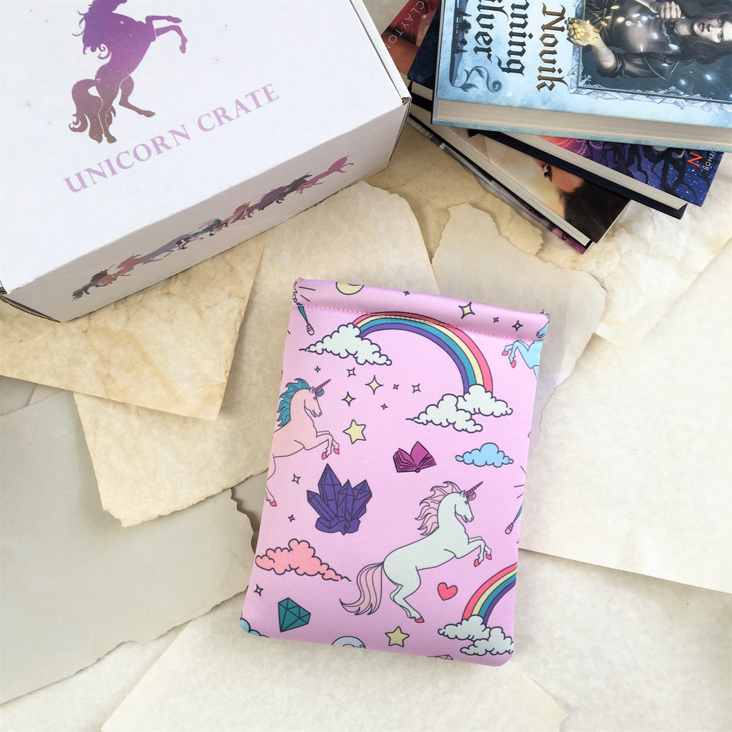 Bookish Unicorns Book Sleeve
