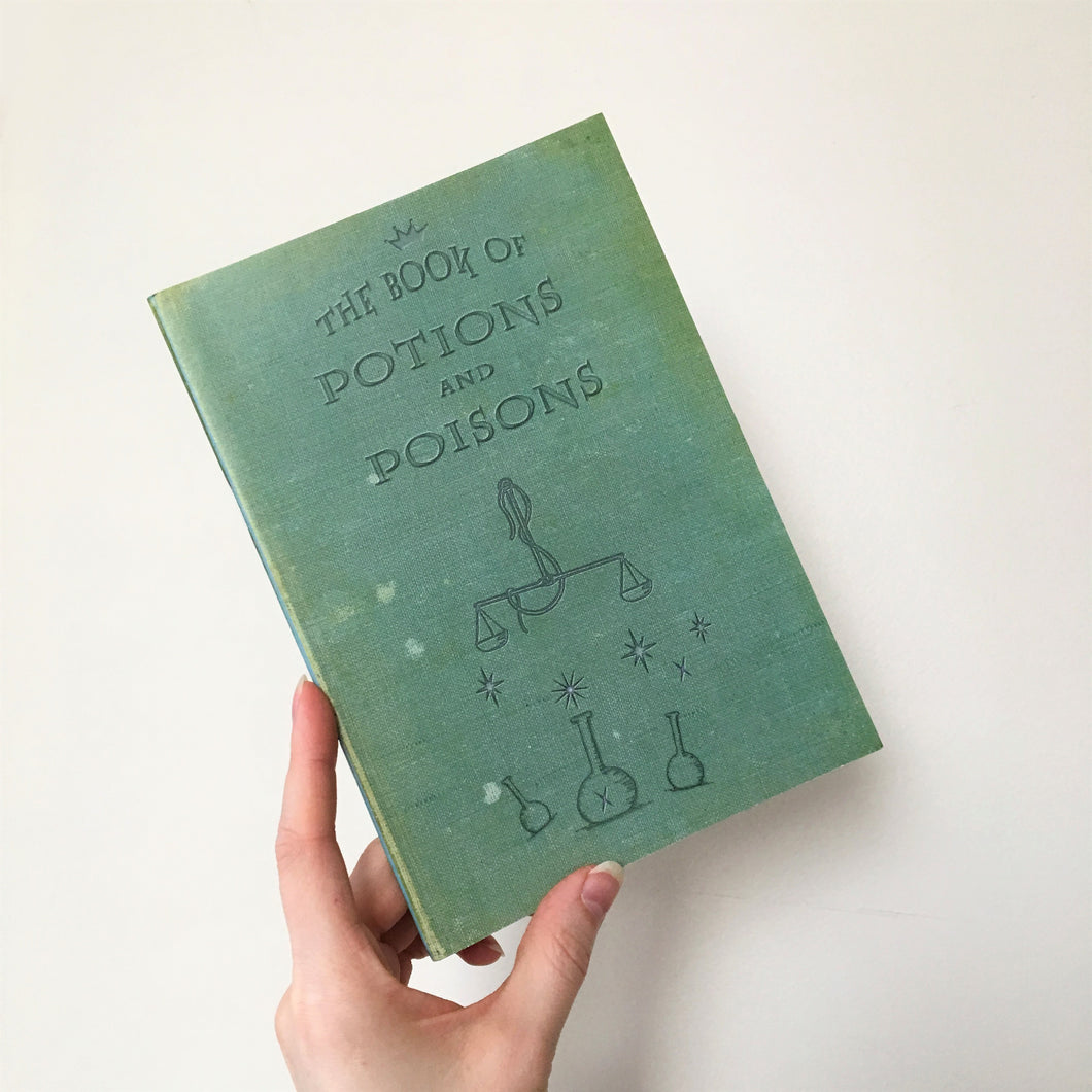 Magic A5 Potions Notebook by Literary Emporium