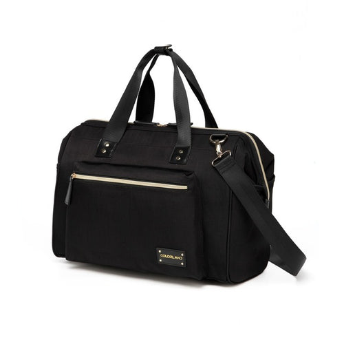 Haute Mama Travel Diaper Bag