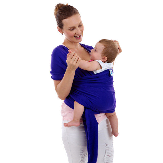 Baby Wrap Carrier 0-3 Yrs
