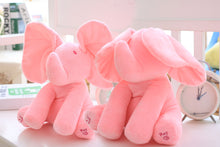 Peek A Boo Animated Flappy The Elephant Plush Toy
