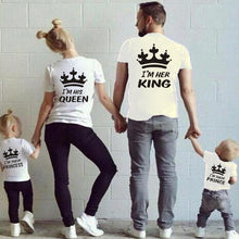 Royal Family Matching Tees