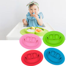 Silicone Placemat + Plate