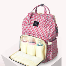 Fashionable Diaper Backpack Deluxe