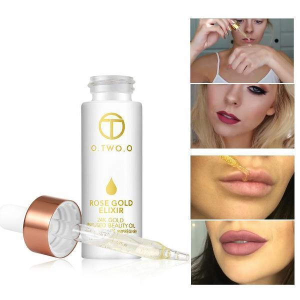 24K Gold Rose Moisturizing Primer