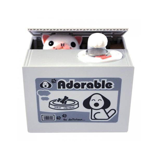 Adorable Animal Coin Bank