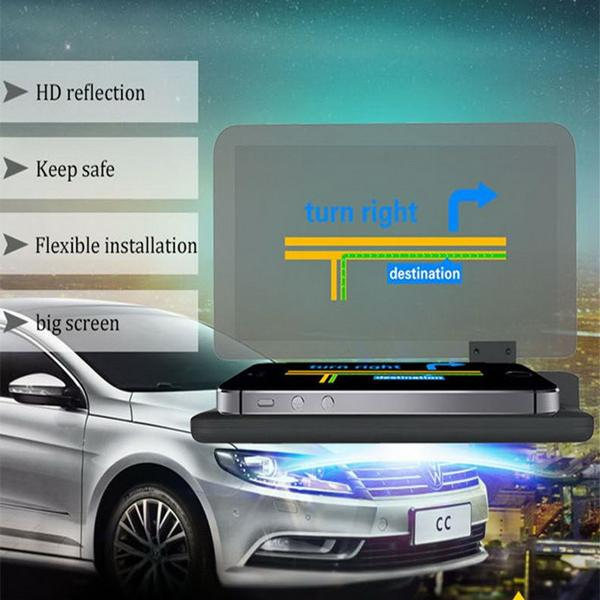 Smartphone HUD Display Holder