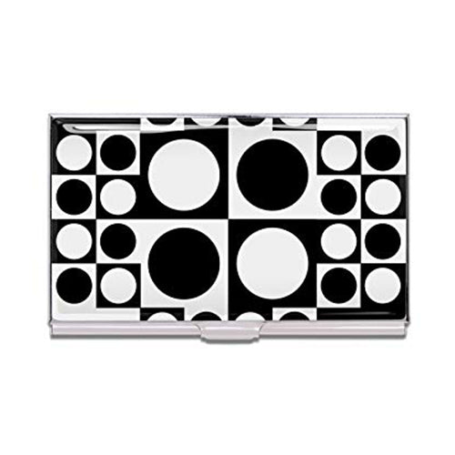 Acme Card Case Geometric
