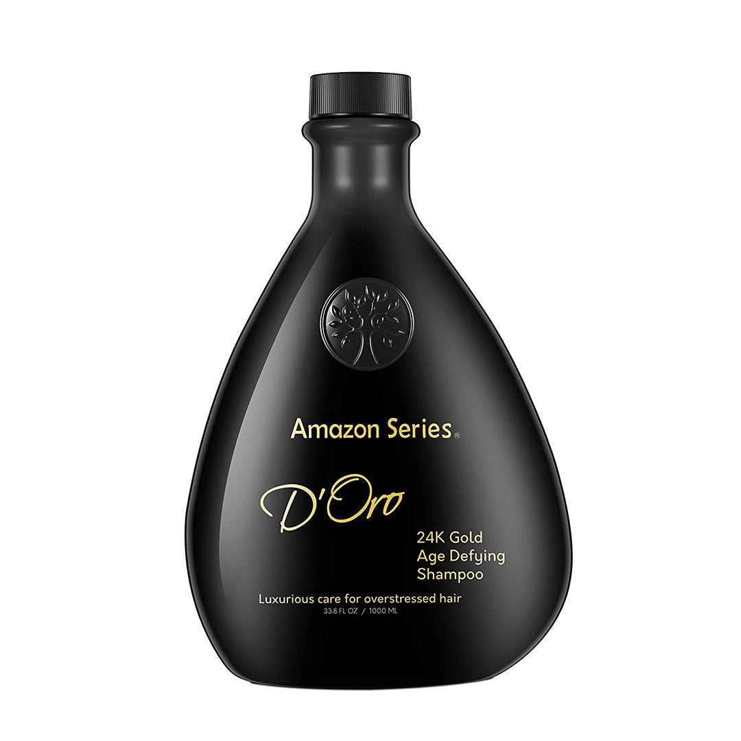 Amazon_series_d_oro_Shampoo