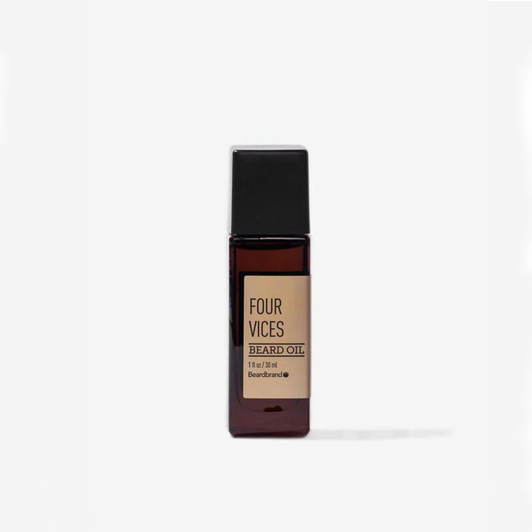 BeardBrand_Beard_Oil_Four_Vices