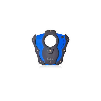 Colibri Cigar Cutter Black & Blue