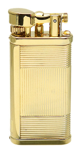 DUNHILL ART DECO GOLD PLATED