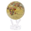 MOVA-GLOBE-ANTIQUE-BEIGE-6''