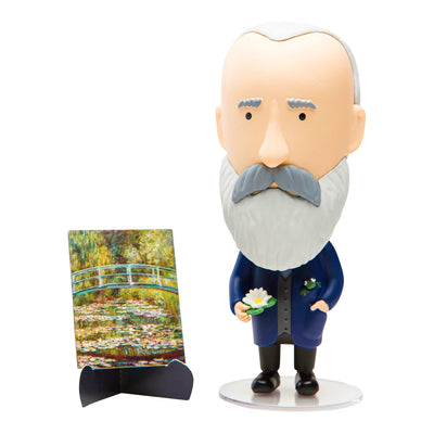 Claude Monet by Today Is Art Day