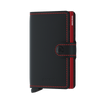 SECRID_MINIWALLET_MATTE_BLACK_RED