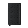 SECRID_SLIMWALLET_PERFORATED_BLACK_FRONT