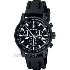 SWISS MILITARY WATCH COMMANDO CHRONO BLACK/GREEN