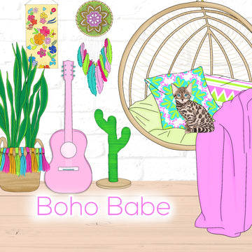 'Boho Babe' Collection