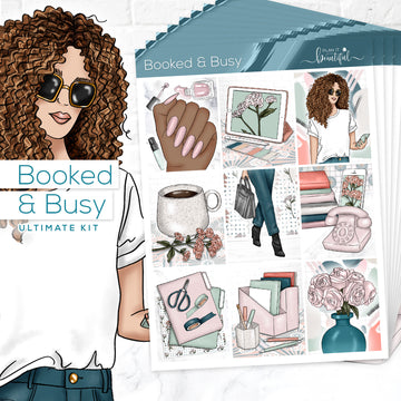 'Booked & Busy' Collection