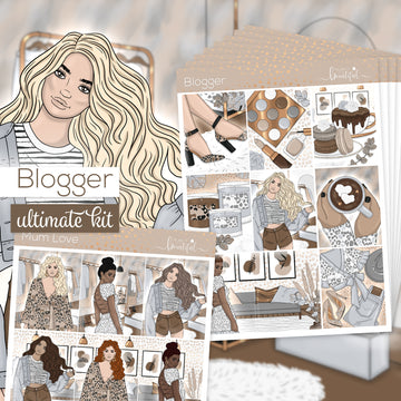 'Blogger' Collection