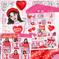 'Be Mine' Collection