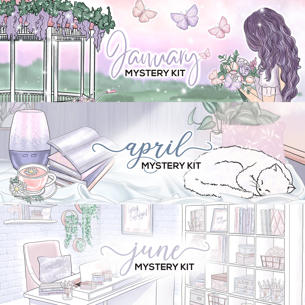Mystery Kit- Comeback 2019 - Bundle