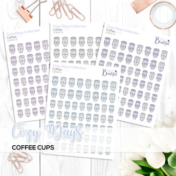 Cozy Days Collection: Coffee Cups