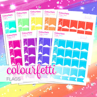 Colourfetti Collection: Flags