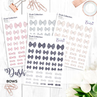 Dusk Collection: Bows