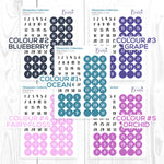 Obsession Collection: Date Dots