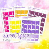 Sweet Spice Collection: Flags