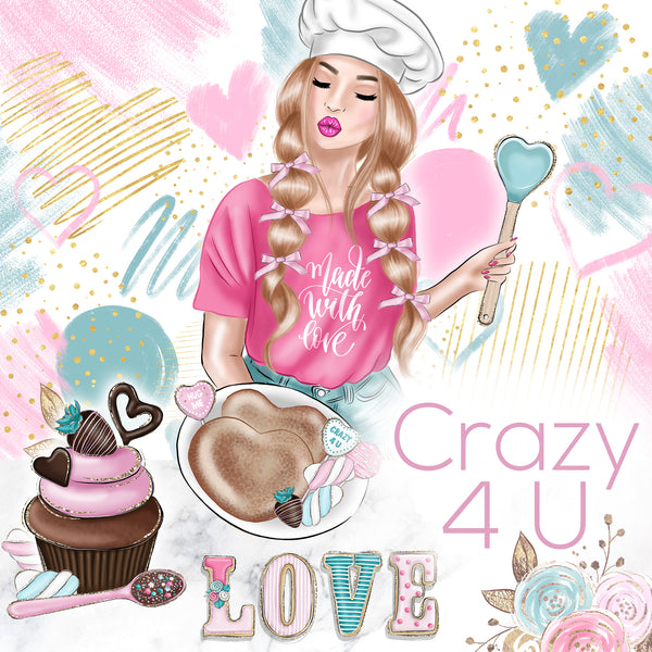 'Crazy 4 You' Collection