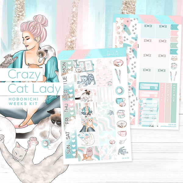 'Crazy Cat Lady' Collection