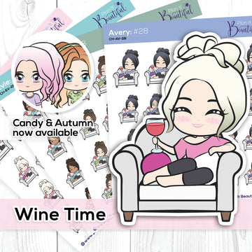 PIB Squad: Wine Time