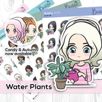 PIB Squad: Water Plants