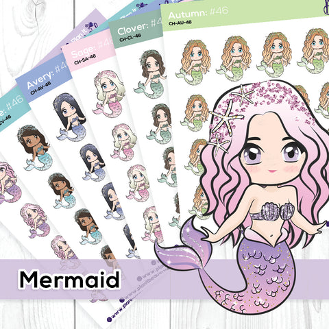 PIB Squad: Mermaid