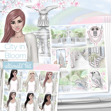 'City in Bloom' Collection