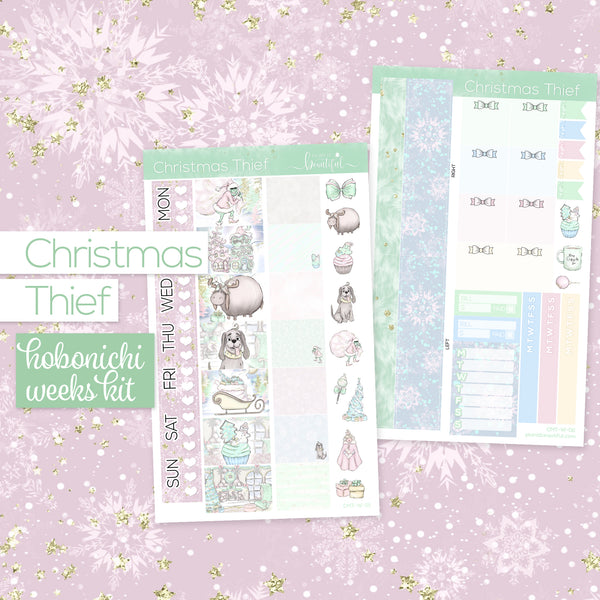 'Christmas Thief' Collection