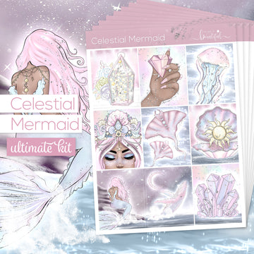 'Celestial Mermaid' Collection