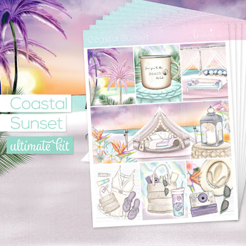 'Coastal Sunset' Collection