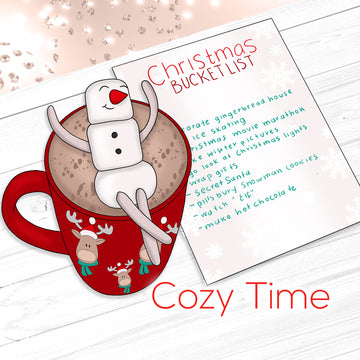 'Cozy Time' Collection