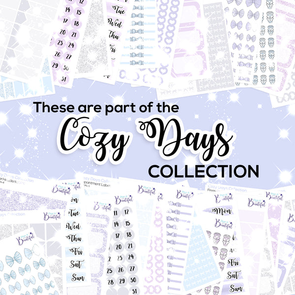 Cozy Days Collection: Bows