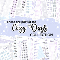 Cozy Days Collection: Flags