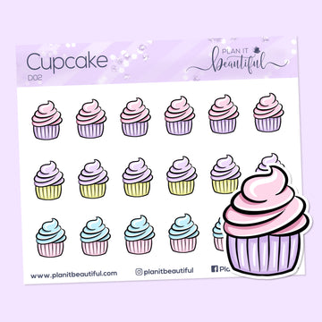 Eye Candies: Cupcake