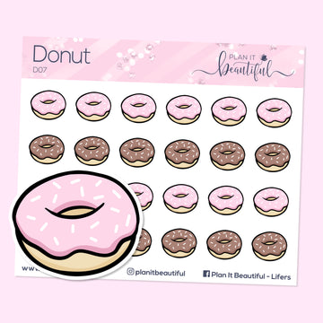 Eye Candies: Donut